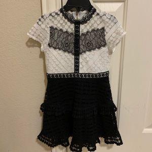 GB girls toddler girl dress size 4 net dress